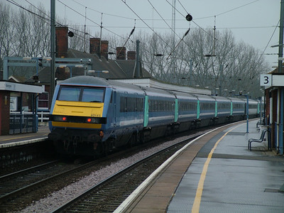 Manningtree and Harwich