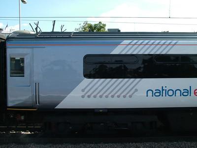 Detail of TGS 40705 at Peterborough - 31st July 2009