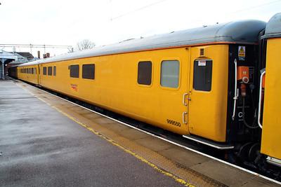 999550 at Hertford East on 1Q53 Hertford East-Ferme Park 14/02/13.