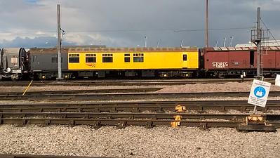DB975081 Seen at Derby RTC    30/04/16