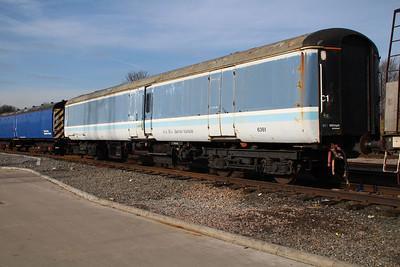Barrier Vehicle 6361 Neville Hill 16/02/13.