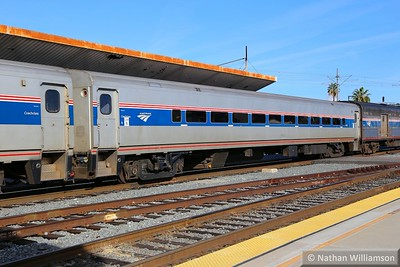 54503 arrives into Los Angeles Union  02/02/15