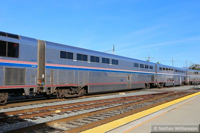 38040 arrives into Los Angeles Union  02/02/15