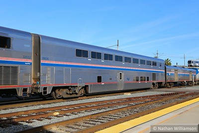 39030 arrives into Los Angeles Union  02/02/15