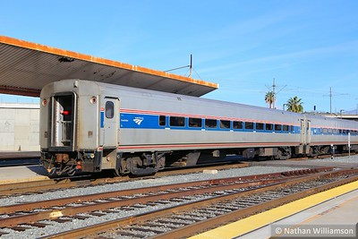 54504 arrives into Los Angeles Union  02/02/15