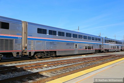 34004 arrives into Los Angeles Union  02/02/15