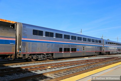 34055 arrives into Los Angeles Union  02/02/15