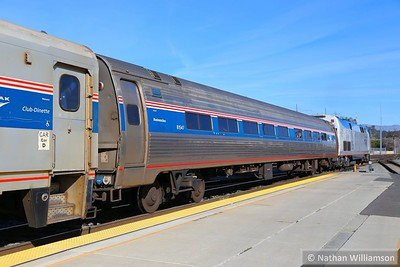 81547 arrives into Los Angeles Union  02/02/15