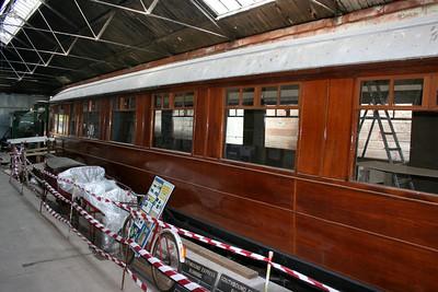 60505 undergoing restoration at Kirkby Stephen 02/06/07