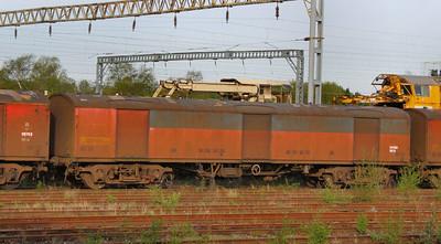 Mk1 NKA 94166 stored in Bescot 05/05/12
