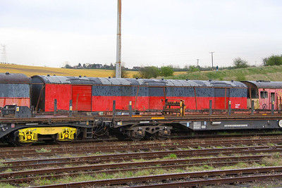 Mk1 NKA 94207 stored in Toton Yard 02/04/11