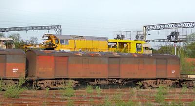 Mk1 NKA 94195 stored in Bescot 05/05/12