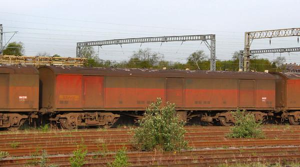 Mk1 NKA 94197 stored in Bescot 05/05/12