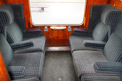 16070 - Interior of First Class Compartment, based on the Great Central Railway 14/05/11