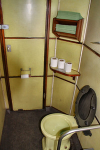16070 - Interior of Toilet Compartment, based on the Great Central Railway 14/05/11