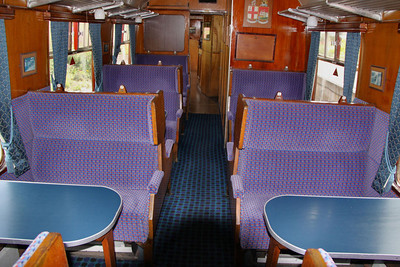1804 Interior, based on the West Somerset Railway  17/06/12