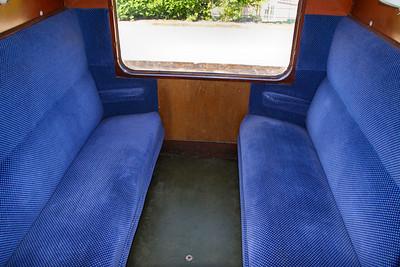 Mk1 SK 25299 interior - based on the Avon Valley Railway 26/05/12