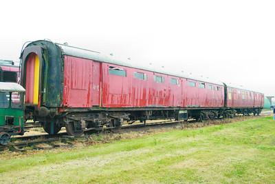 Mk1 SK 25231 stored in Long Marston 06/06/09