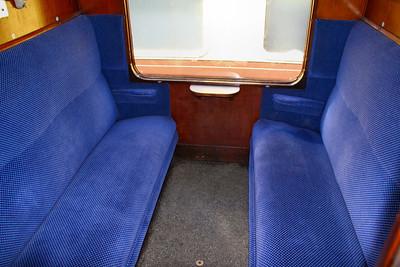 Mk1 SK 25040 interior - based on the Avon Valley Railway 26/05/12