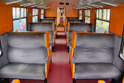 4233 Interior - operated by the Paignton & Dartmouth Steam Railway  04/05/12