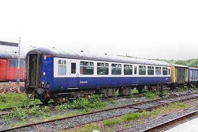Mk2a TSO 5365 at Ruddington on the Great Central Railway (North) 15/05/11