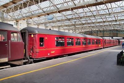 Mk2b TSO 5487 in Carlisle 22/05/10