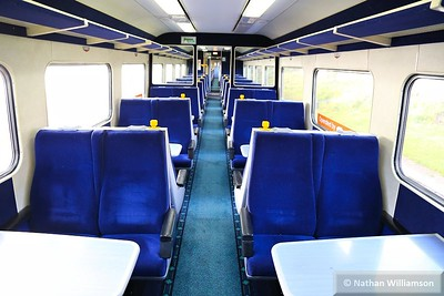 5810 Interior, refurbished by Direct Rail Services 09/06/15