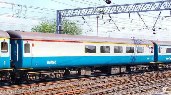 Mk2f RFB 1254 arrives into Carlisle 27/04/11