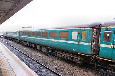 Mk2f TSO 5929 reverses in Taunton 02/02/10
