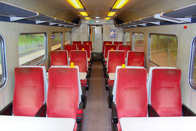 Mk2f TSO 5954 Interior, refurbished by Anglia  20/04/12