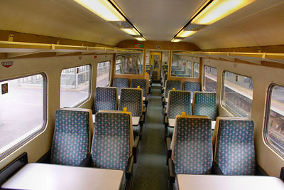 6008 - Interior with Virgin Crosscountry coloured seating 30/09/09