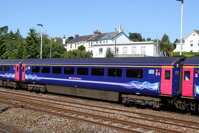 41008 arrives into Totnes 23/07/12