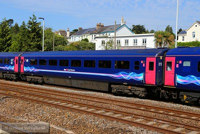 40111 arrives into Totnes 10/07/15  40111 was converted from TS 42248