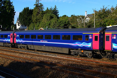 40101 arrives into Totnes 15/10/12  40101 was converted from TS 42170