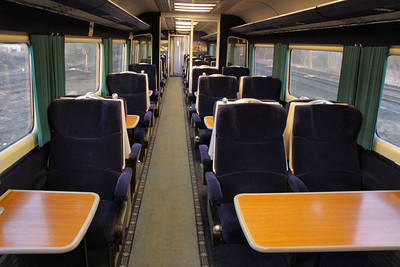Mk3a FO 11030 interior, with DRS coloured seating 04/03/10