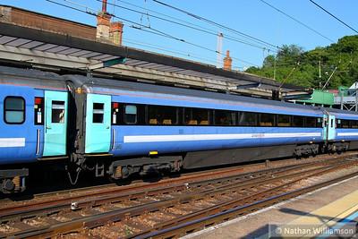 12107 departs Ipswich 06/06/13