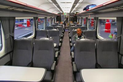 12117 Interior, refurbished by Wrexham & Shropshire 08/05/12