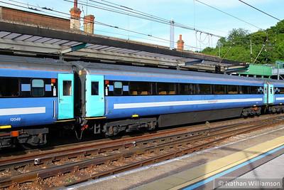 12026 departs Ipswich 03/06/13