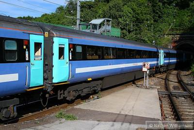 12005 arrives into Ipswich 03/06/13