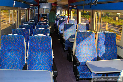10406 interior fitted with IC70 Seating  05/06/13