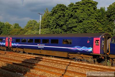 17175 departs Totnes on the: 2C51 17:50 Exeter St Davids to Penzance 14/06/14