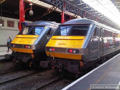 82303 & 82302 in Marylebone  14/11/13