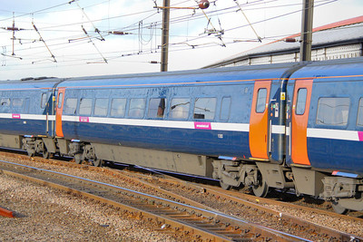 Mk4 FO 11283 at York 30/10/10  Mk4 FO 11283 was converted from Mk4 TSO 12435