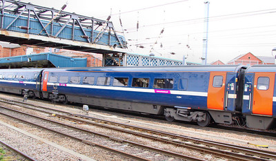 Mk4 FO 11284 at Doncaster 27/06/11  Mk4 FO 11284 was converted from Mk4 TSO 12487