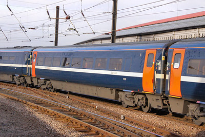Mk4 FO 11278 at York 30/10/10  Mk4 FO 11278 was converted from Mk4 TSO 12479