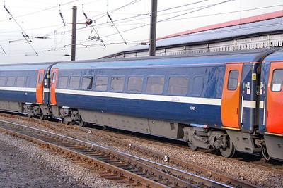 Mk4 TSO 12421 at York 17/10/09