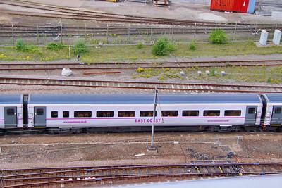 Mk4 TSO 12420 departs Doncaster 30/06/11