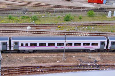 Mk4 TSO 12406 departs Doncaster 30/06/11