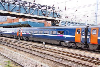 Mk4 TSO 12404 departs Doncaster 27/06/11