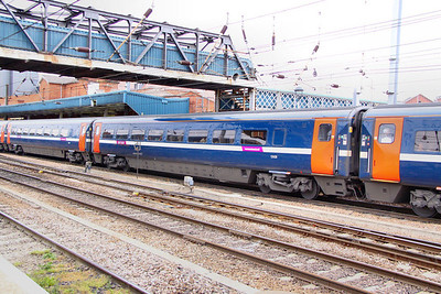 Mk4 TSO 12426 departs Doncaster 27/06/11